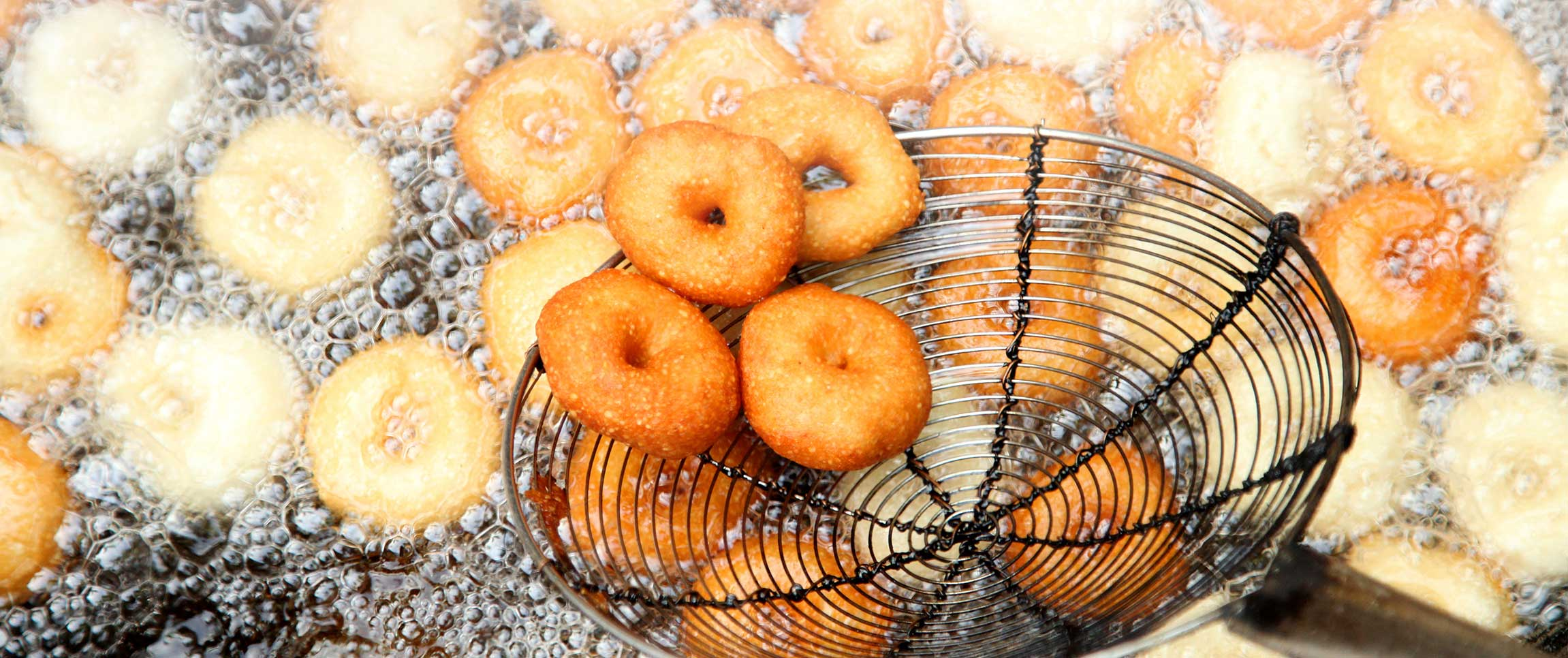 Tips for Deep Frying