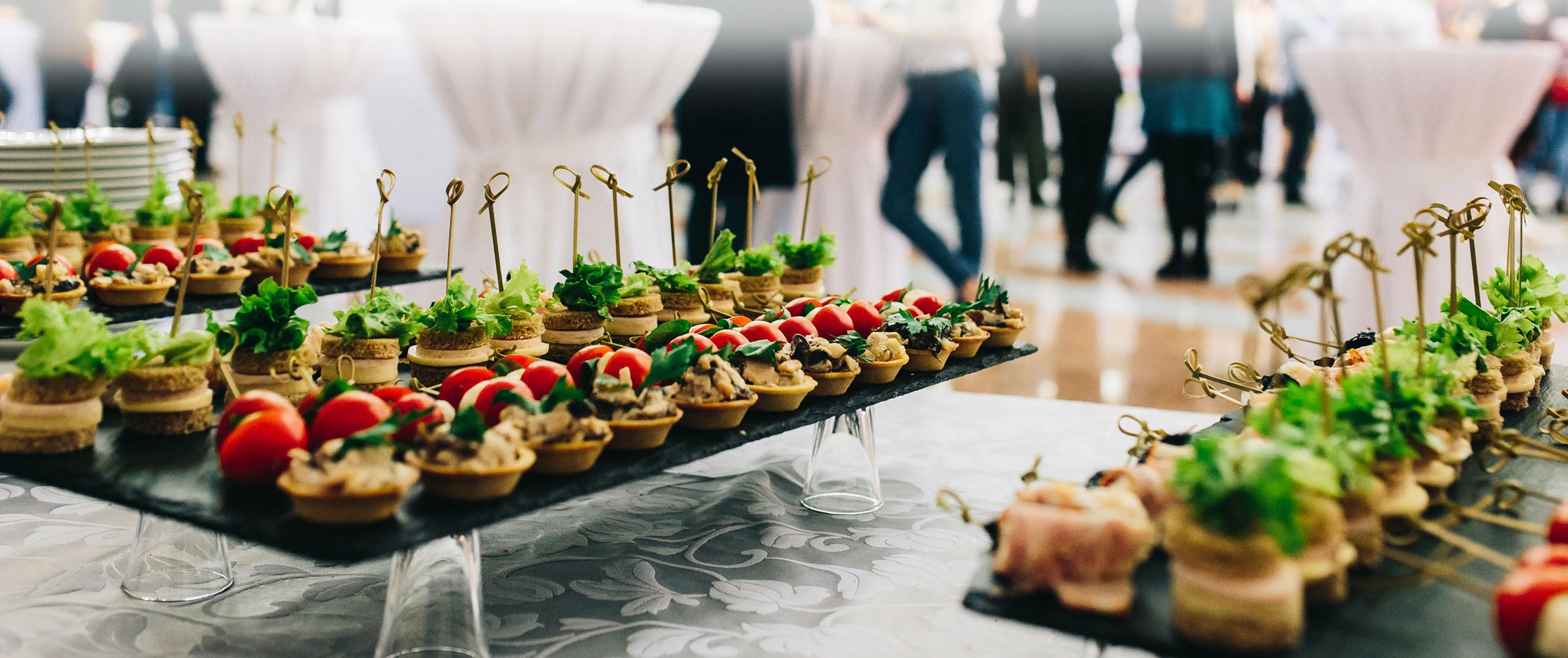 Plan Ahead for Holiday Catering