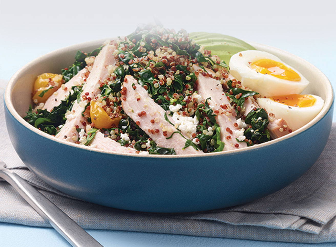 Butterball Quinoa Bowl