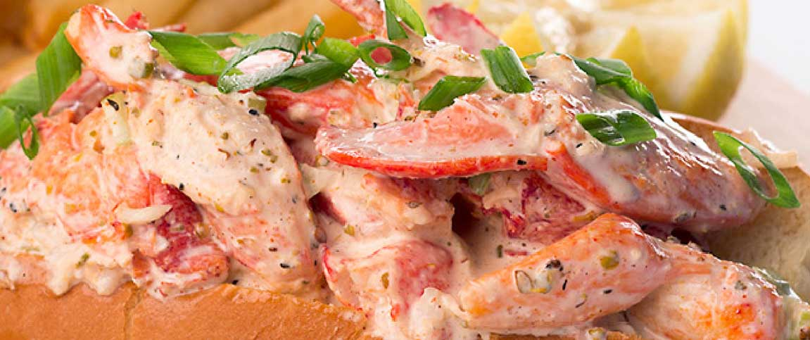 Bay Winds Lobster Roll