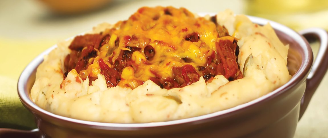 Reser's® Loaded Mashed Potato Bowl