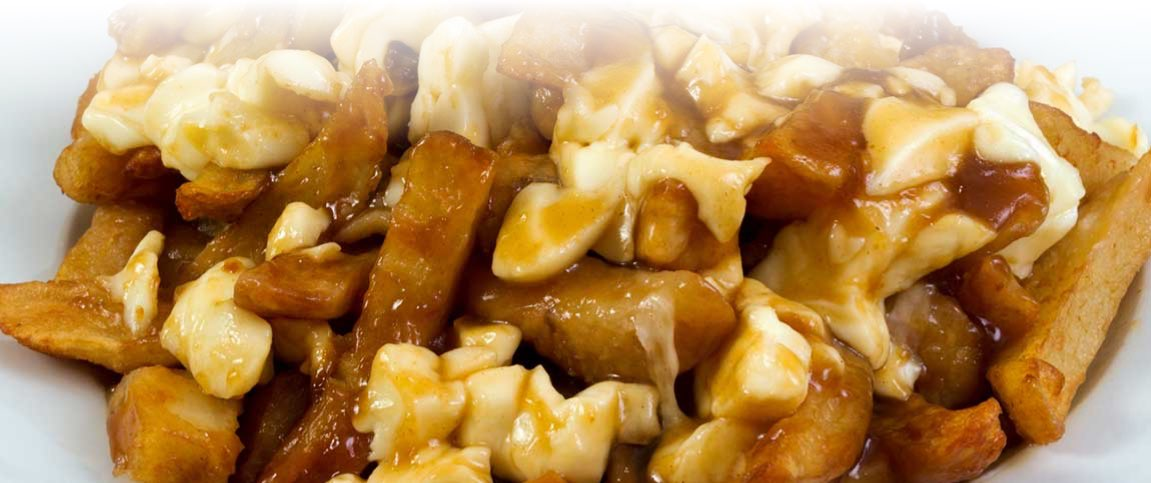 Veal and Andouille Poutine