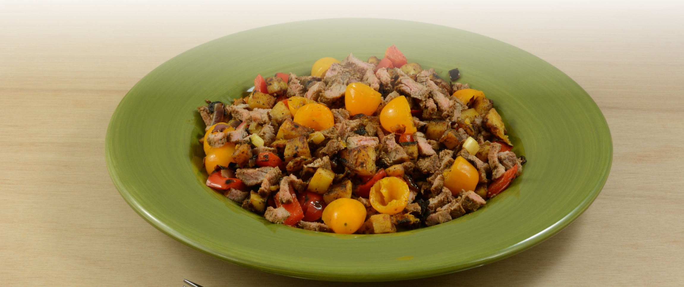 Steak and Potato Hash